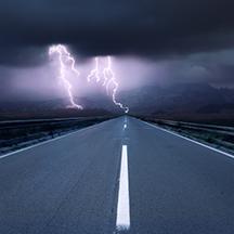 Road-lightning