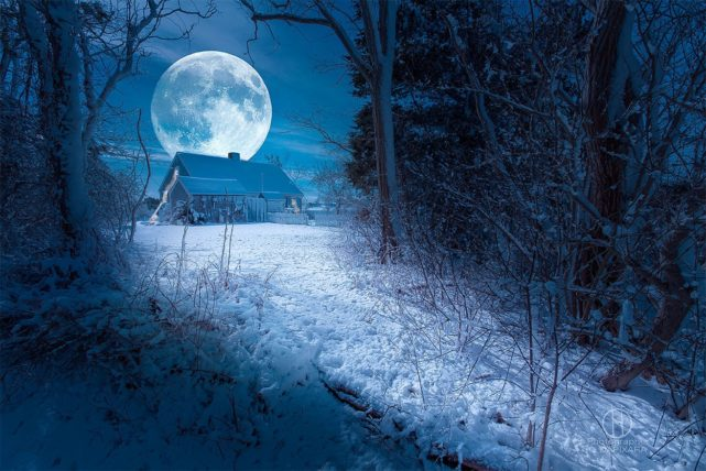 Cancer Full Moon – December 22, 2018 | Virginia Bell Astrology